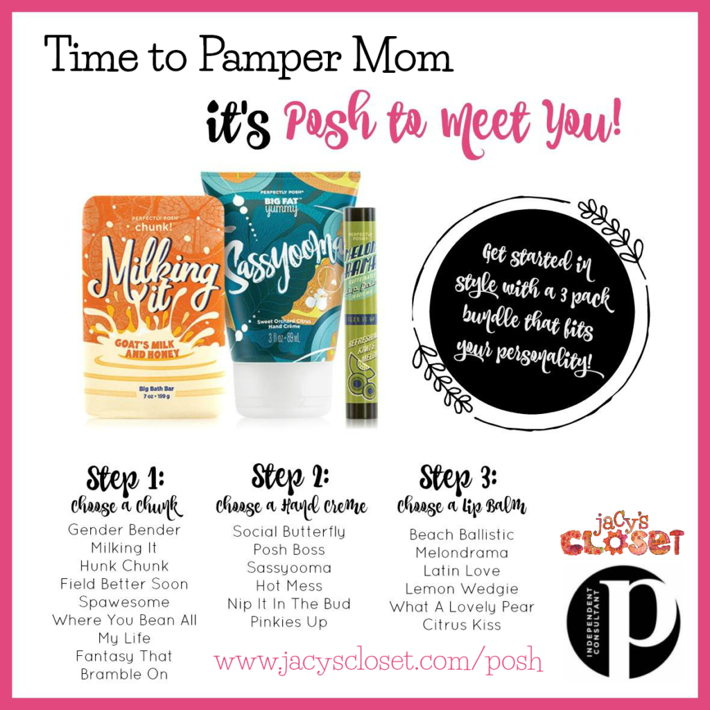 Mother's Day gift ideas, Perfectly posh