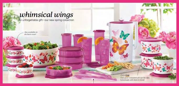 tupperware, mother's day ideas