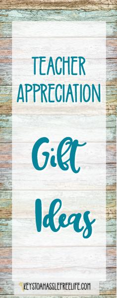 teacher appreciation gifts, teacher gift ideas, gift ideas