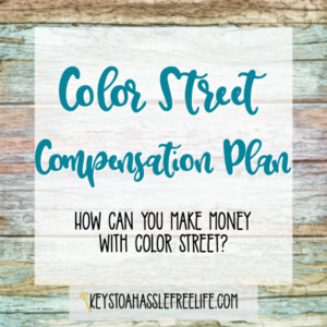 color street jumpstart, color street compensation plan, join color street, make money with color street