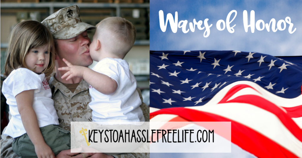 military discounts, waves of honor, busch parks military, military vacation discounts